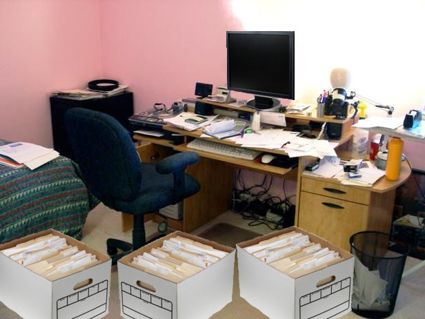 cramped office space. Cramped Office Space P